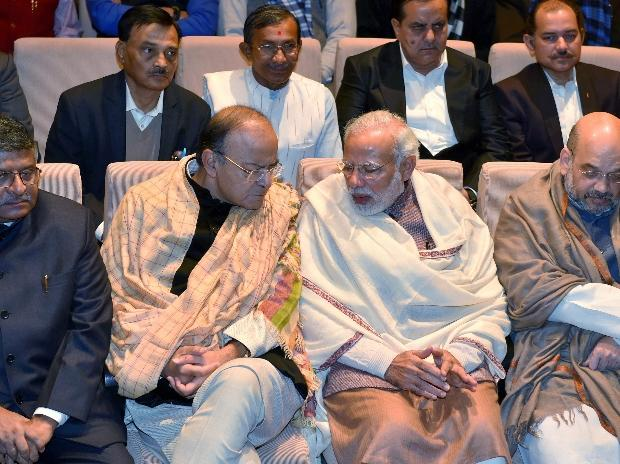 Modi, Arun Jaitley, Amit Shah, Narendra Modi, Prasad, Modi govt