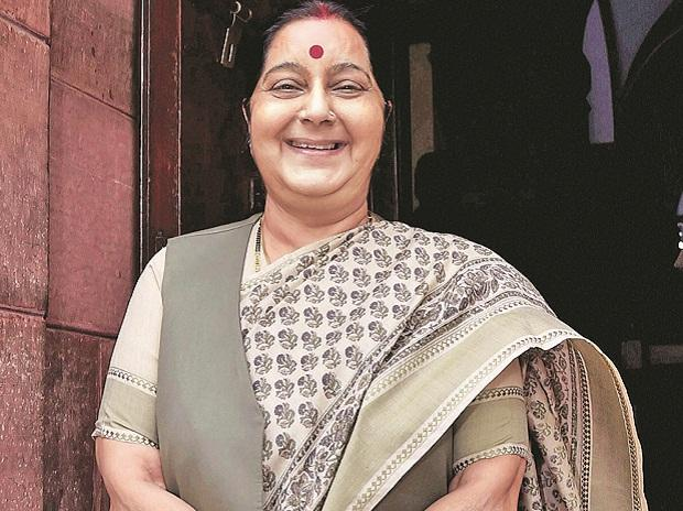 Language wars: Sushma Swaraj's fluency in Kannada will surprise you!