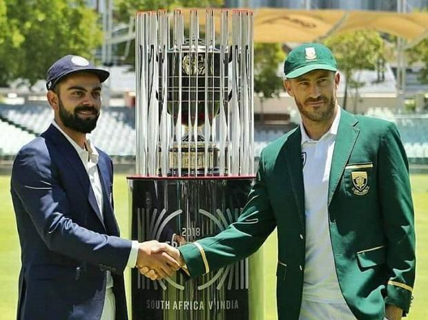 High on 9 consecutive Test series' wins, India aim to overcome Proteas