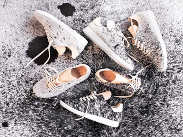 No. One's boutique shoemaking lab creates rare, even bespoke kicks