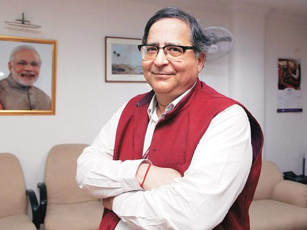Chief Statistician of India and Secretary, Ministry of Statistics & Programme Implementation, T.C.A. Anant