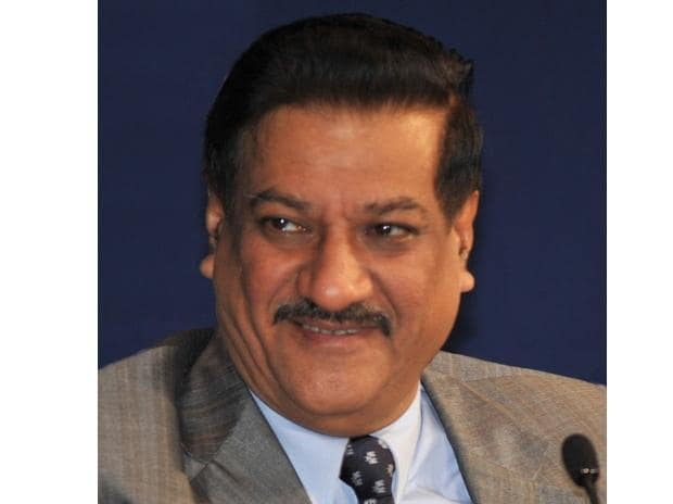 Prithviraj Chavan. Photo: Wikipedia