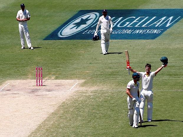 SCG Test:  After Marsh brothers' tons, England close to a 4-0 defeat