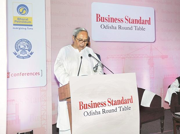 BS Odisha Round Table, Naveen Patnaik