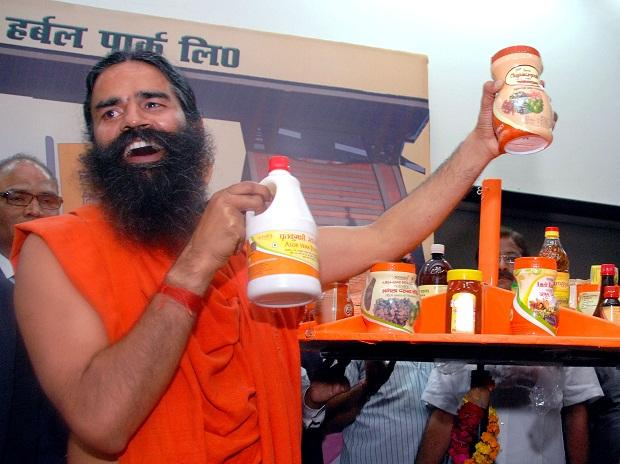 Consumer goods firms take steps to counter Baba Ramdev's Patanjali