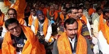 TMC leader organises Brahmin convention; 14,000 priests attend