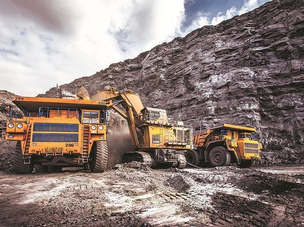 coal, jcb