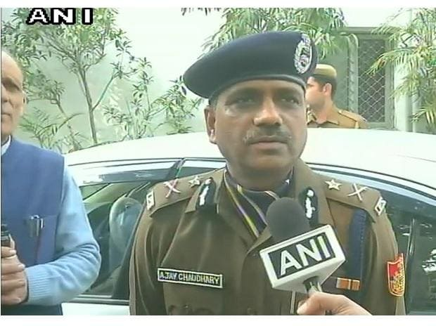 Nobody has been given a permission. Since there is an NGT order that no protest can be staged at Jantar Mantar, we have asked organisers to hold the protest at alternate sites like Ramlila Maidan: Ajay Chaudhary, Joint CP of New #Delhi on Jignesh Mev
