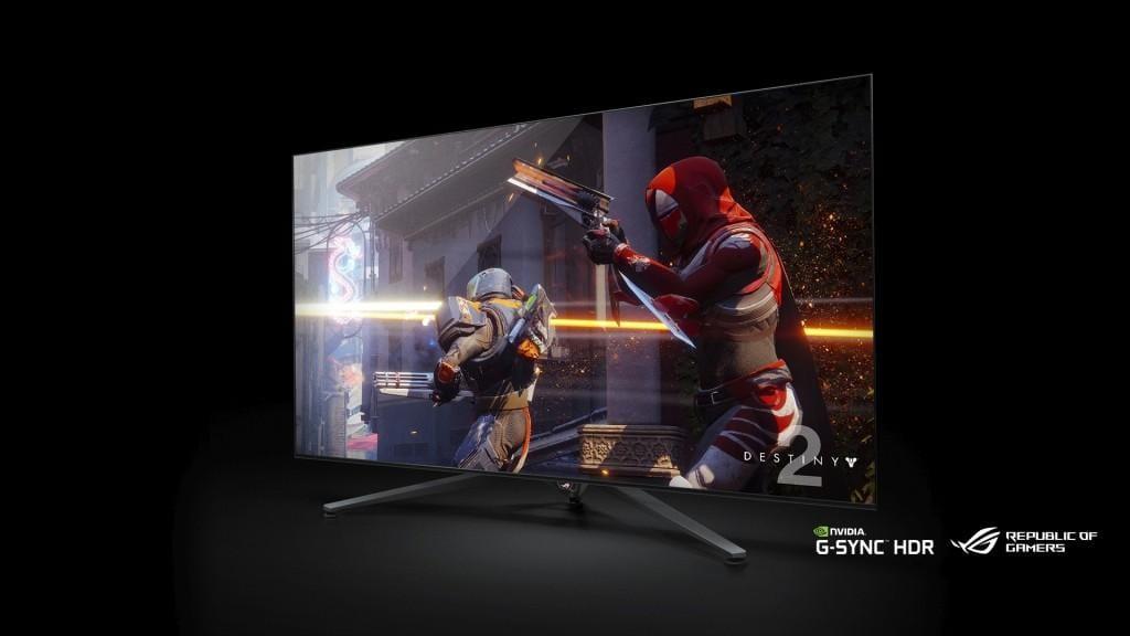 Nvidia gaming monitor by Asus
