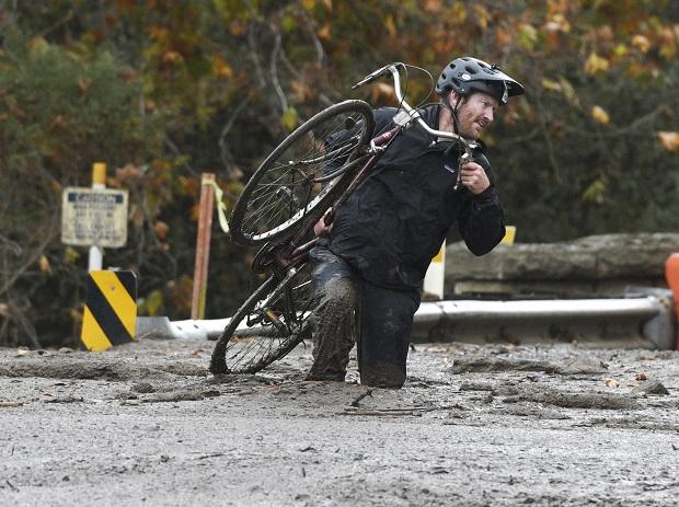 Storms Trigger Mudslides in Calif. Burn Areas, Kill 2