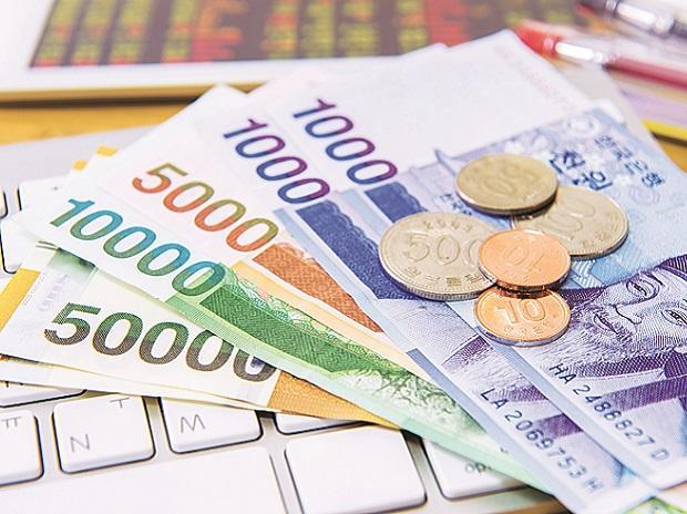money, south korea