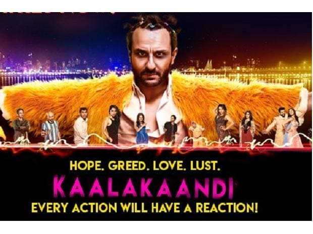Kaalakaandi is one of the funniest films, Saif is outstanding, tweets Aamir