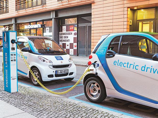 EESL's new mantra: 2,000 charging stations before receiving electric cars