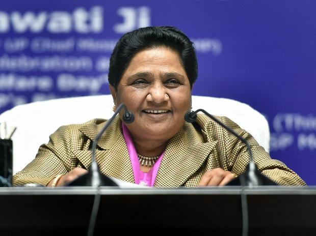Mayawati doubts credibility of EVMs, asks why BJP afraid of paper ballots