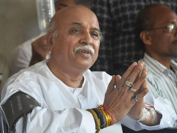 VHP's Pravin Togadia on why he went missing: People had come to kill me