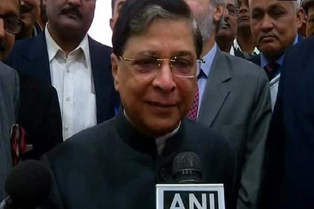 CJI Dipak Misra to hear Judge Loya case on Monday