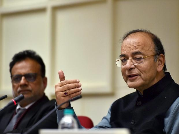 Arun Jaitley, GST council