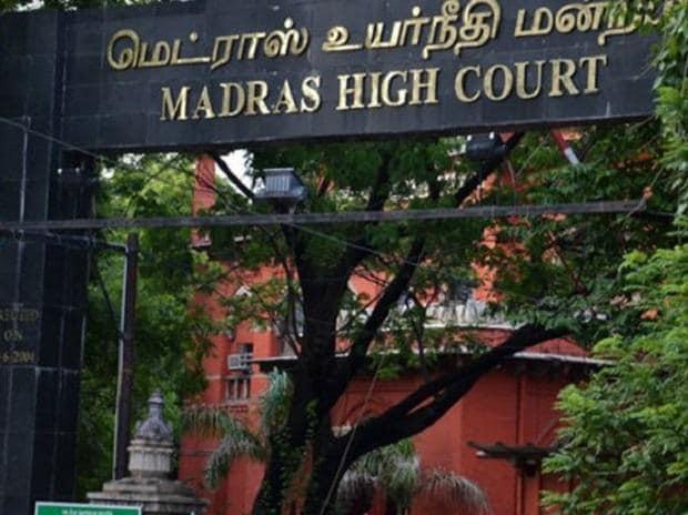 Madras High Court. (Photo: ANI)