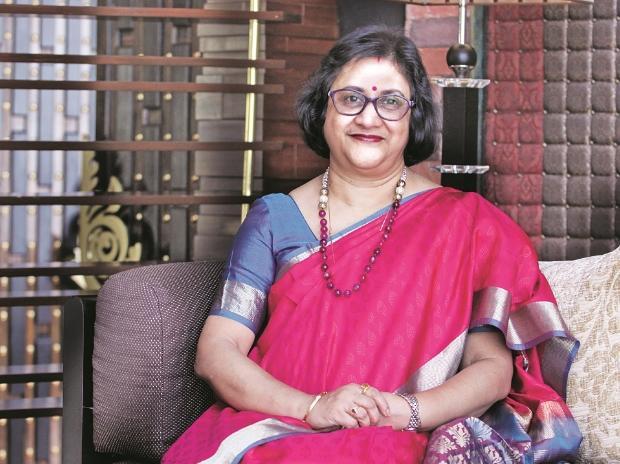 Arundhati Bhattacharya. (Photo: Kamlesh Pednekar)