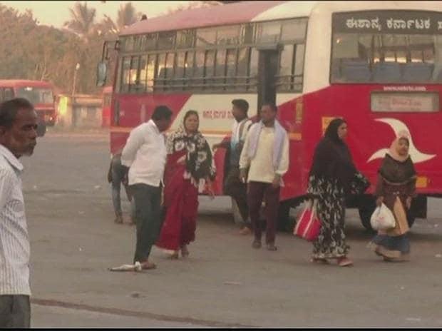 karnataka strike, bus strike, Karnataka bandh