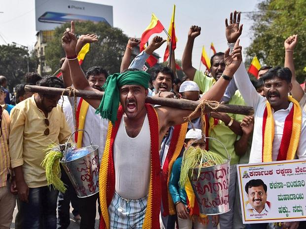 Mahadayi row: Day long 'Karnataka Bandh' passes off peacefully