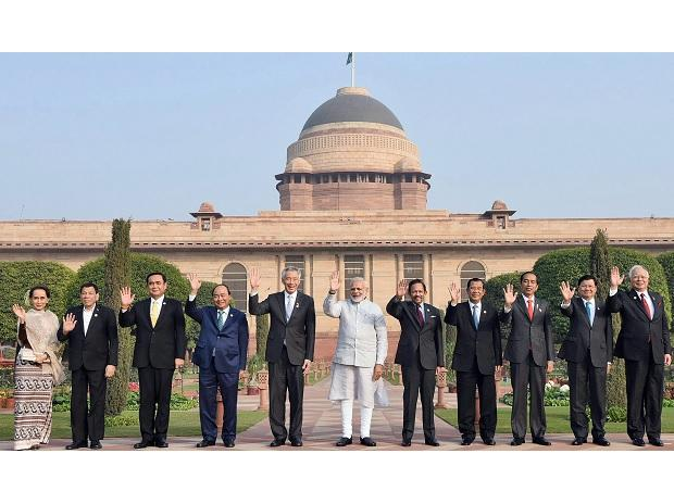 ASEAN summit 2018, Asean, India and Asean, Prime Minister,Narendra Modi,maritime security, connectivity and trade,India-Asean,Republic Day, President Ram Nath Kovind ,Thailand, Singapore,Modi, China
