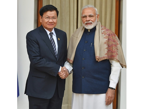 PM Modi holds talks with counterparts from Malaysia,Indonesia, Laos