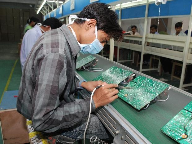 Electronics industry bats for government support to small firms
