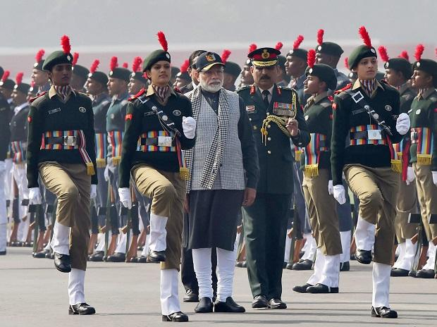 Think about an action plan for taking NCC to higher level: PM Modi