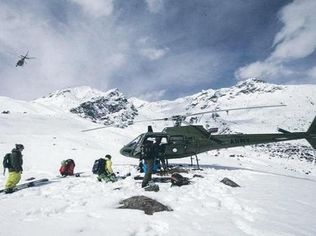 Pak army and rescuers save French mountaineer trapped on Nanga Parbat