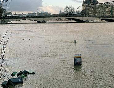Paris floods, floods, siene river