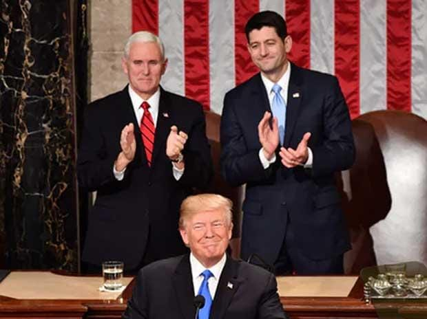 Donald Trump speech: We have arrived at 'new American moment' of prosperity