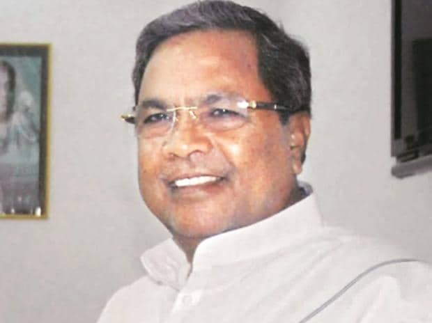 Karnataka CM targets PM over '10% Govt' jibe at BJP rally