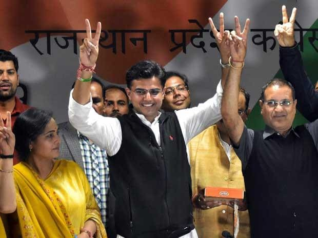 Cong beats BJP in Rajasthan by-polls; Padmaavat blamed: Top 10 developments