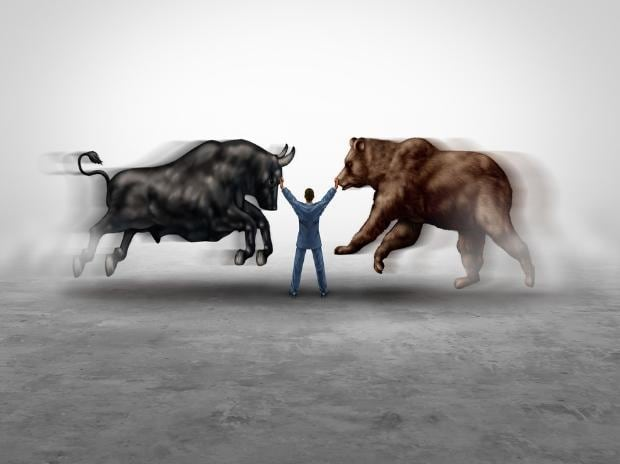 After 7 days' losing streak, bulls back on Dalal Street