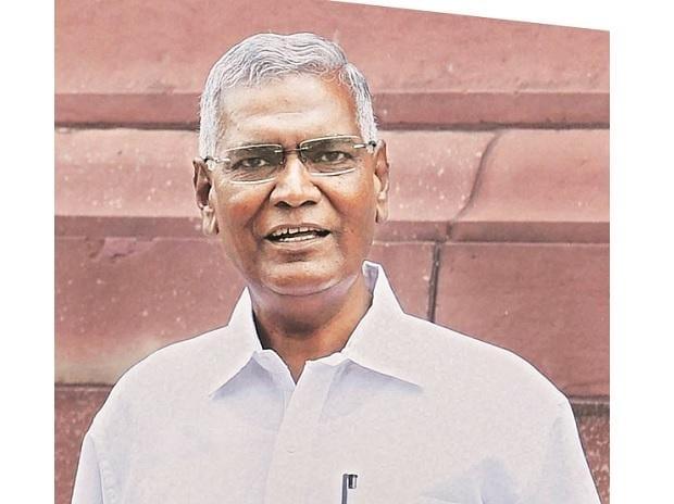 D Raja, CPI leader