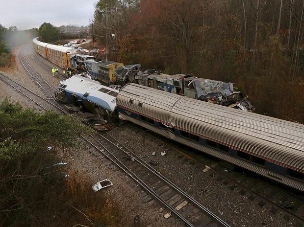 South Carolina train collision,South Carolina,Amtrak, train collision