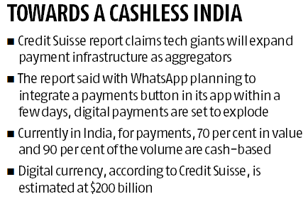 Global firms to push domestic digital payments to $1 trn
