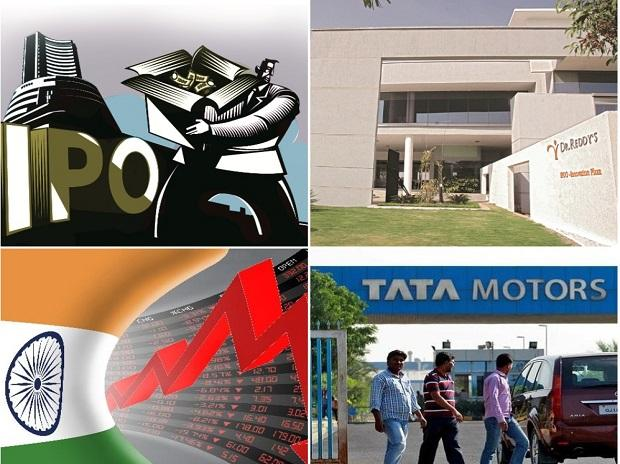News digest: Stock markets, IPOs, Tata Motors, Dr Reddy's, and more