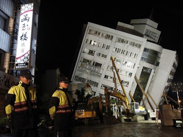 taiwan, earthquake