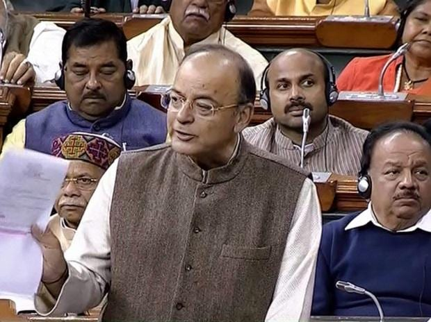 Rahul, Jaitley face-off in Lok Sabha over Rafale deal