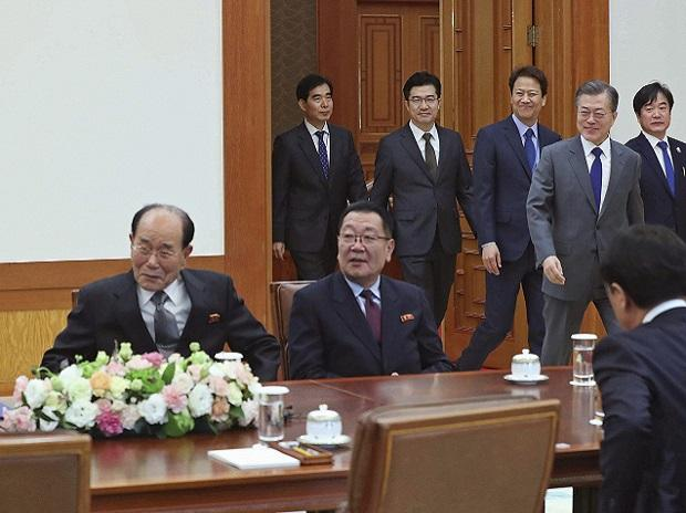 Moon Jae-In, South korean President, South Korea