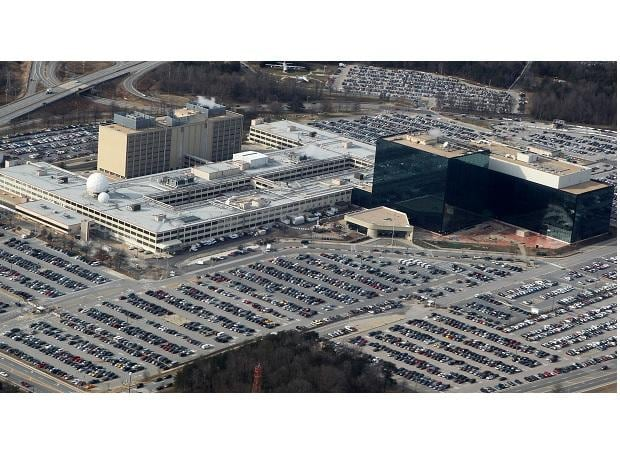 Shooting in US outside National Security Agency headquarters