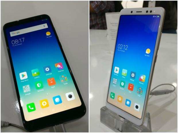 Xiaomi Redmi Note 5, Redmi Note 5 Pro