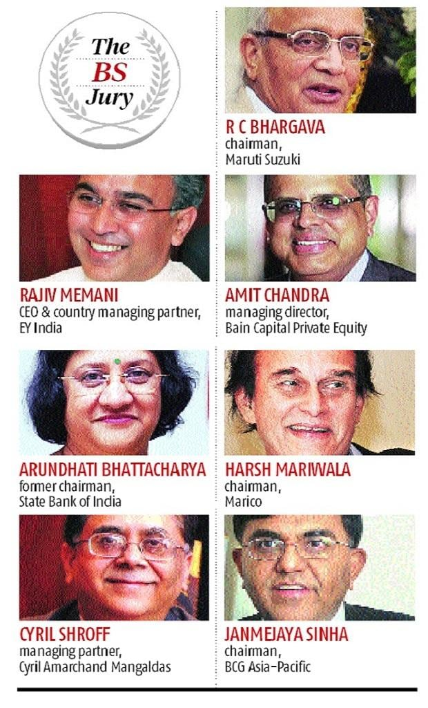 Business Standard annual awards: Power-packed jury to select winners today