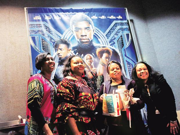 'The Black Panther' is no call for revolution; this hero seeks to inspire
