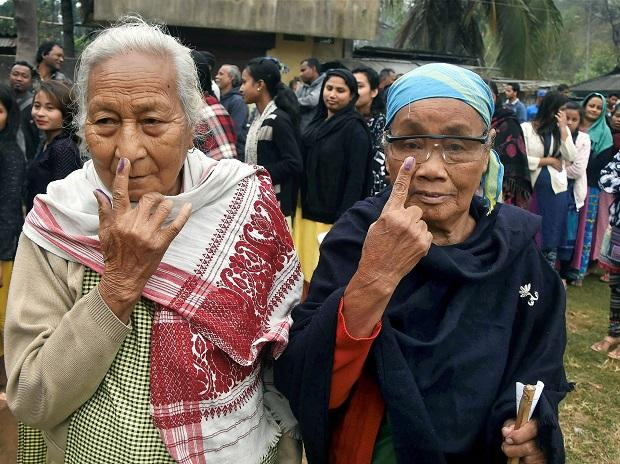 Assembly election in Meghalaya