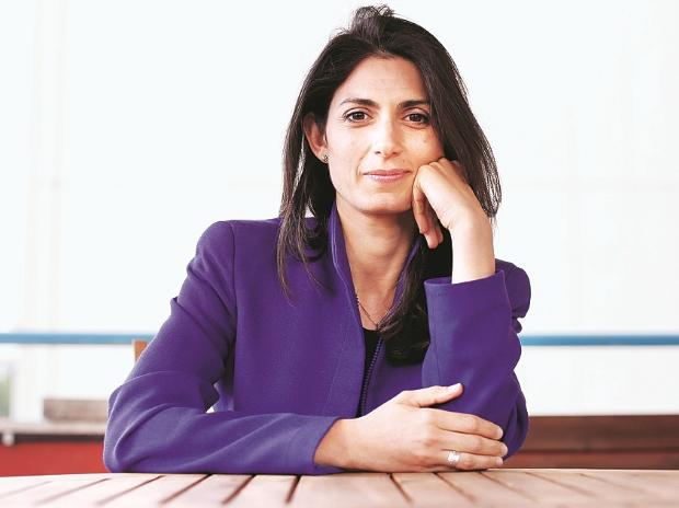 If we want  to intervene seriously, we  have to have  the courage  to adopt strong measures Virginia Raggi,  Rome mayor