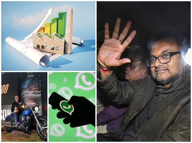 News digest: India's GDP sprint, Karti's arrest, fiscal deficit woes & more