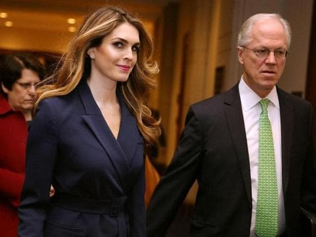 Hope Hicks resigns from White House